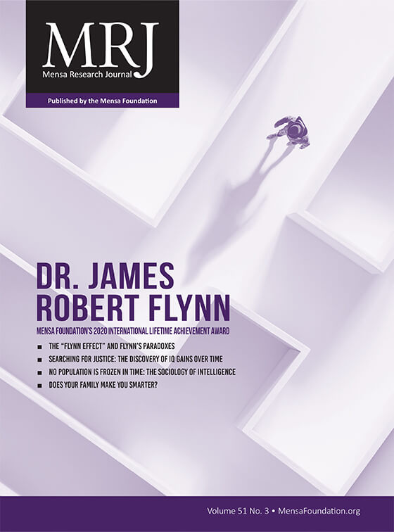 Exploring Dr. James Flynn's Impact on Intelligence Research